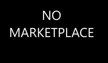 No Marketplace